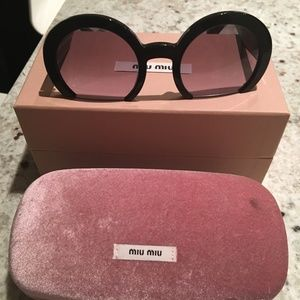 Miu Miu Accessories - Miu Miu Sunglasses